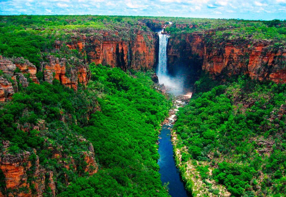 Национальный парк Какаду. Австралия