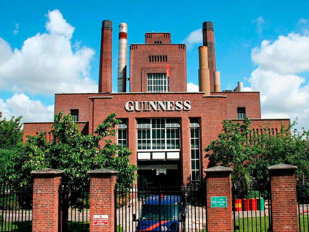 Пивоварня Guinness