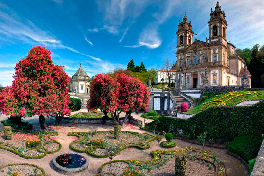 Город Брага, Португалия