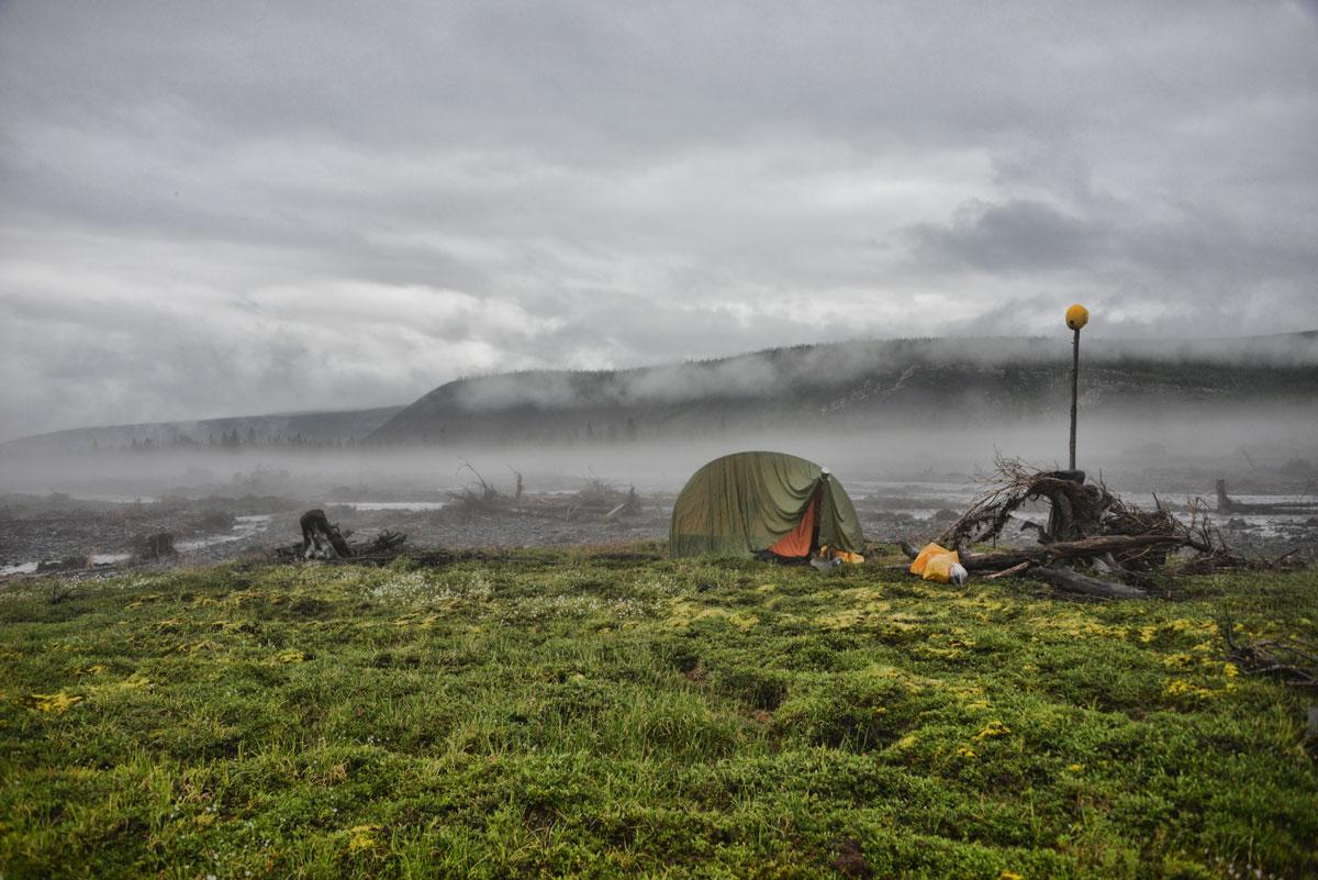 Экспедиция в Якутию