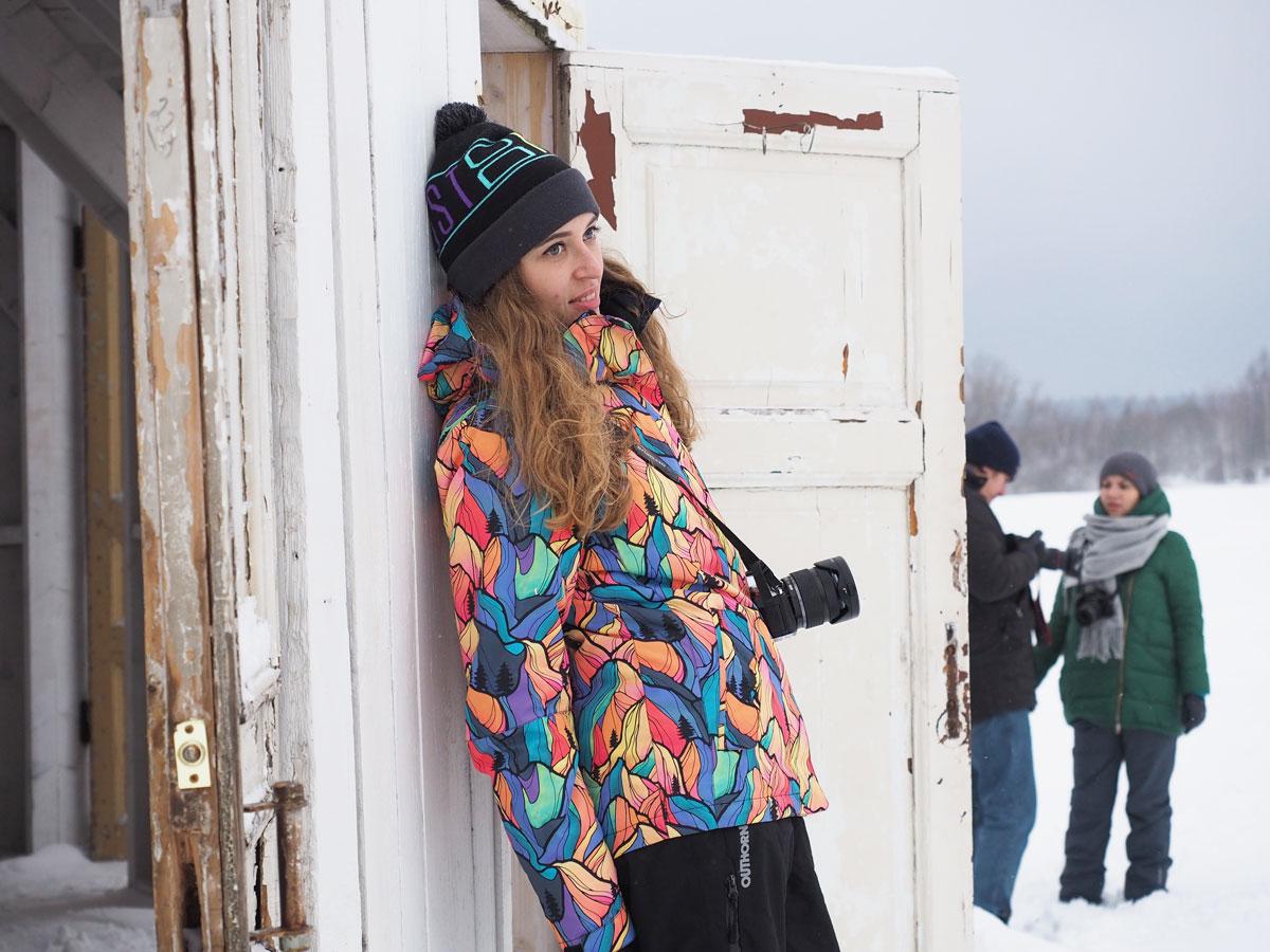 Никола-Ленивец зимой