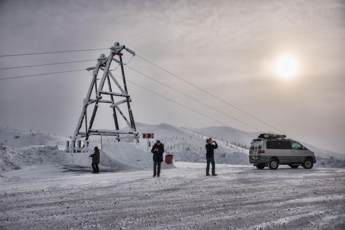 Тур в Якутию зимой