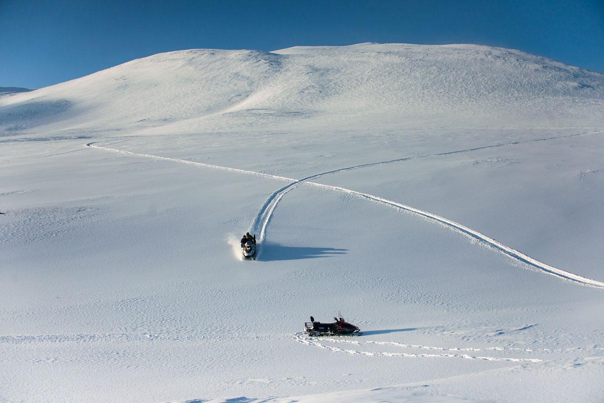 Арктическая экспедиция, Полярный Урал