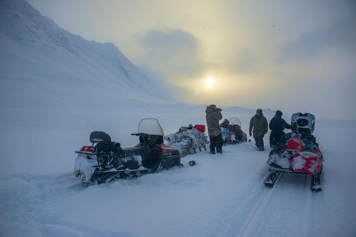 Арктическая экспедиция, Ямал
