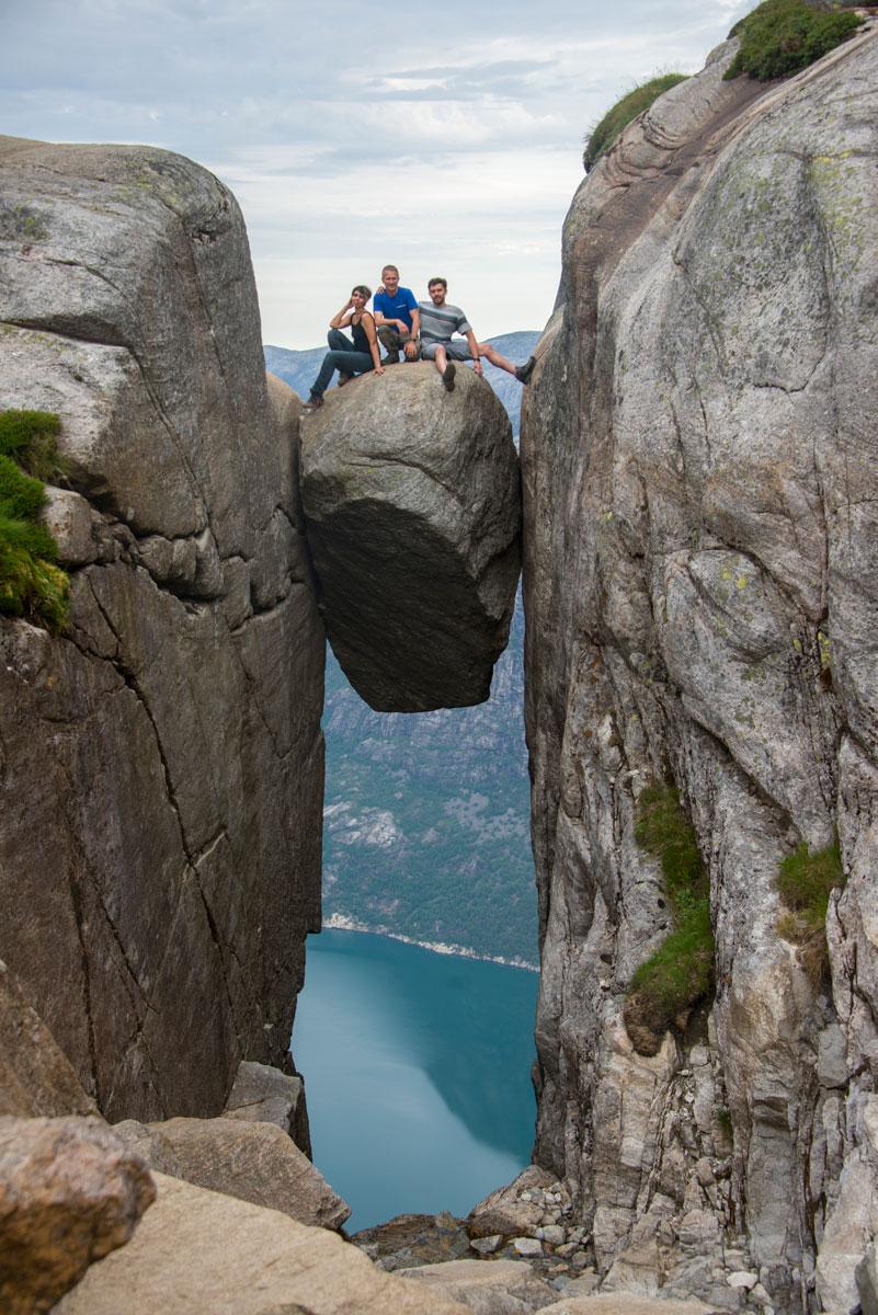 Кьераг, Норвегия
