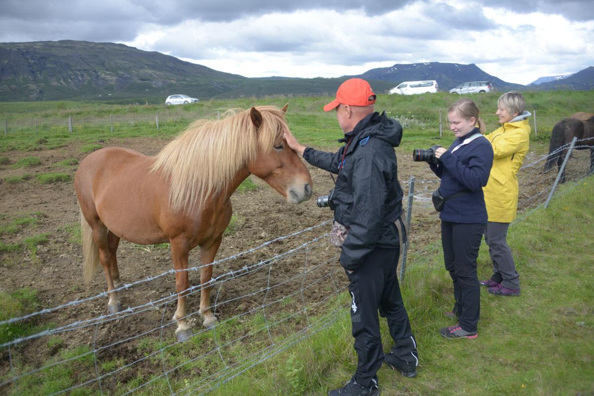 Исландия, Андросов