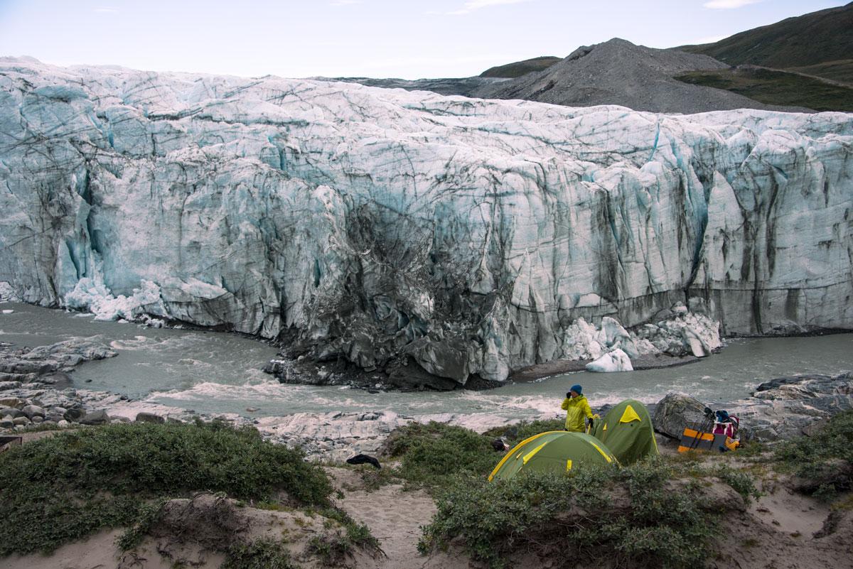 Ледник Расселя