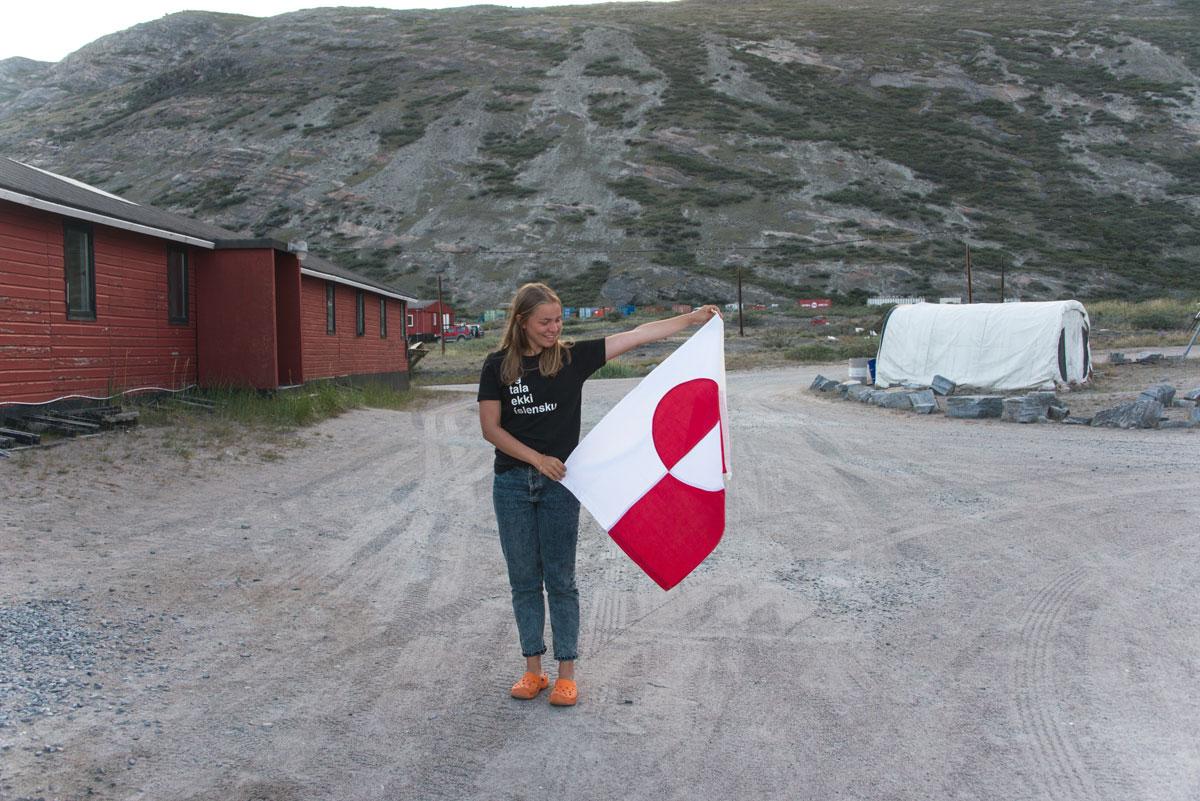 Кангерлуссуак, Гренландия