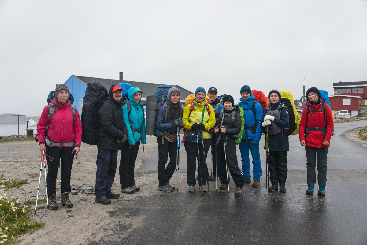 Тур по Гренландии, Илулиссат