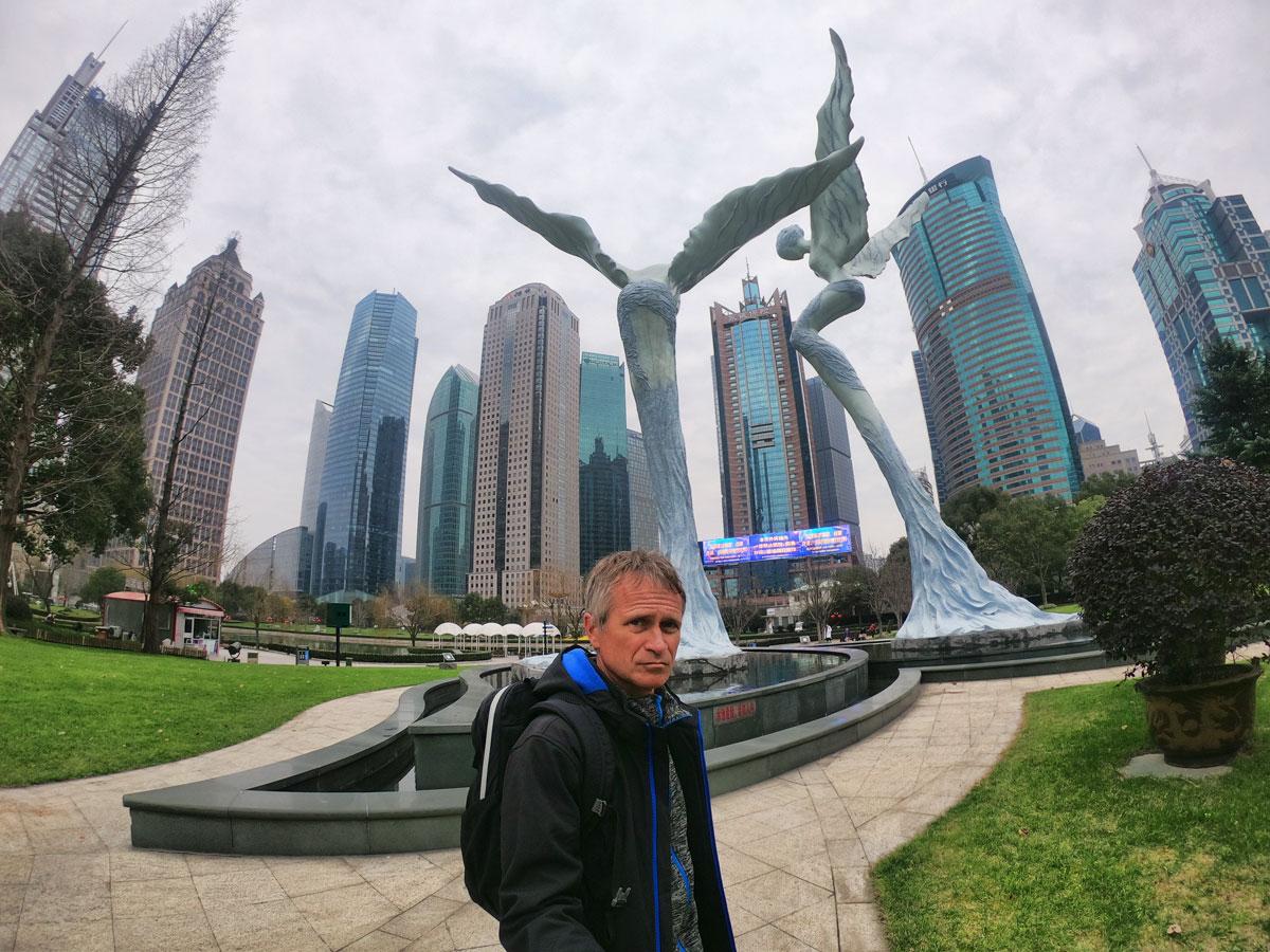 Путешественник Евгений Андросов