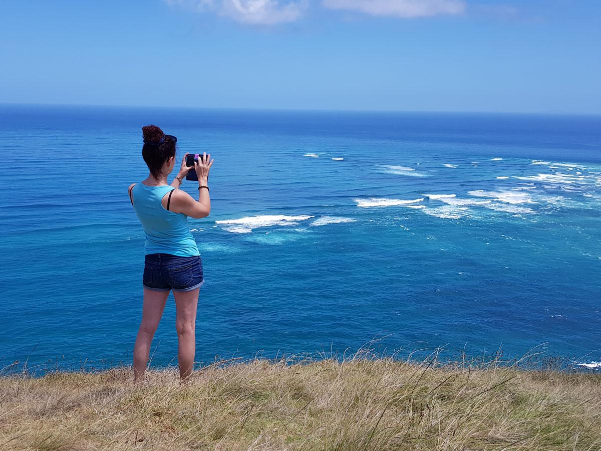Мыс Реинга в Новой Зеландии