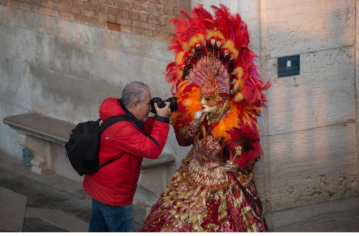 Фототур на венецианский карнавал с Андросовым