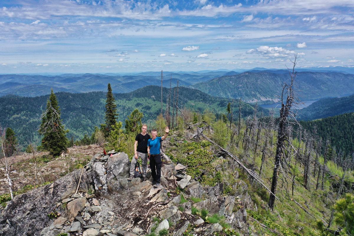 Приключенческий тур по горному Алтаю