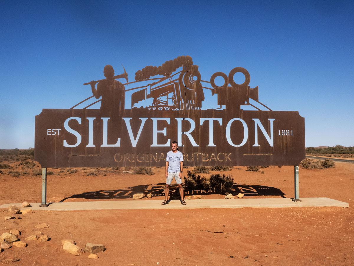 Город Сильвертон, Австралия