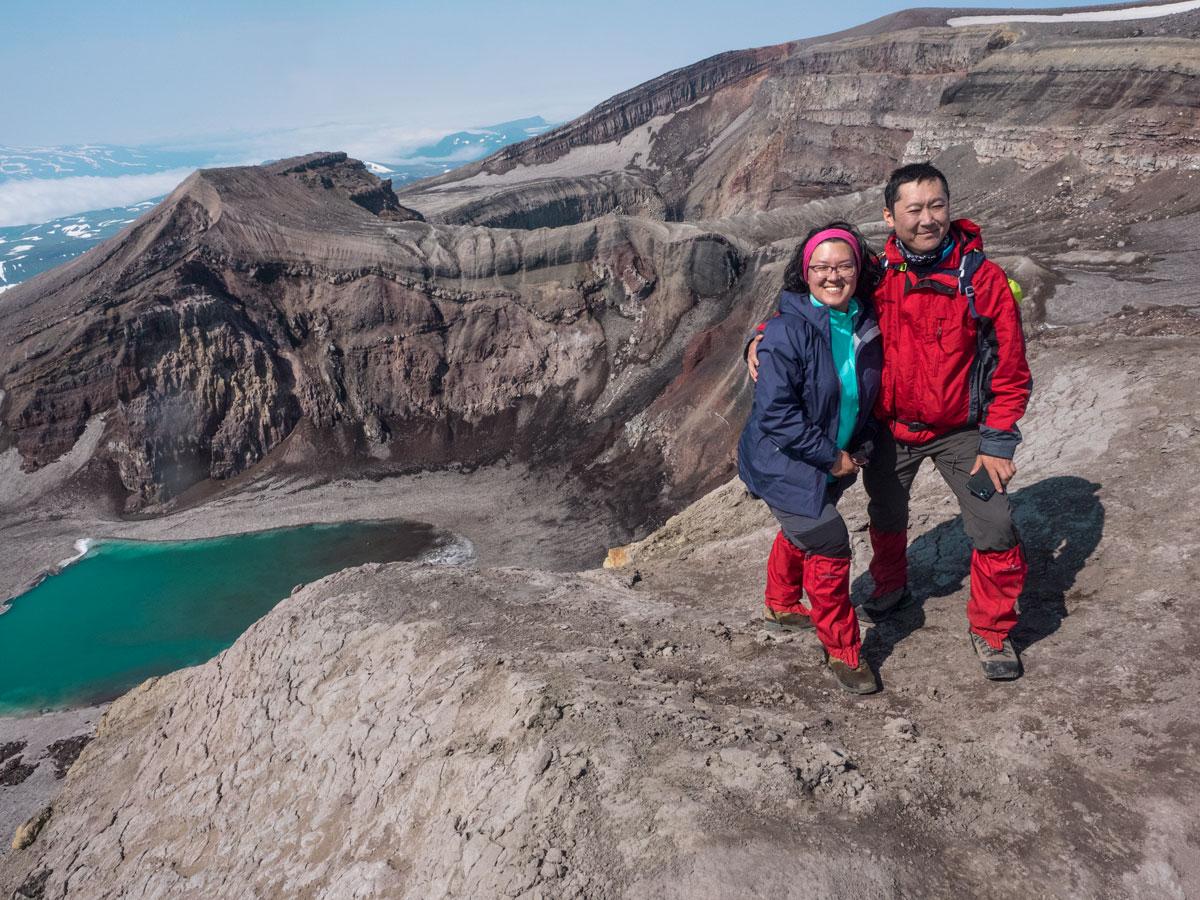 Kamchatka tour with Evgeny Androsov