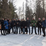 Participants photo excursions to Muranovo - Abramtsevo