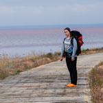 Соленое озеро Эльтон, Волгоградская область