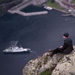 Тур в Норвегию. На высоте