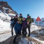 Поход выходного дня в горы возле Алматы с участниками AlmatyTravelFest2017