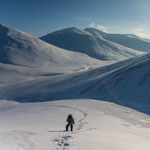 Arctic expedition. Climbing in Polar Ural