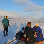 Арктическая экспедиция.