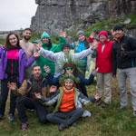Авто походный тур Вся Скандинавия-2018