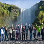 Auto hiking tour around Iceland-2018