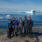Тур по Гренландии-2018. Илулиссат, прощание с городом