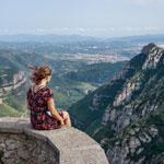 Тур по Испании-2018. Знаменитый монастырь Монсеррат возле Барселоны