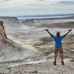 Авто- фото тур на Устюртское плато, Западный Казахстан