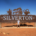 Traveling in Australia. Silverton is a tiny ghost town in the far west of New South Wales. Many famous films have been shot here.